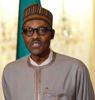 "Der nigerianische Präsident Muhammadu Buhari / Bild: ""obs/CSI Christian Solidarity International/Wikimedia.org"""