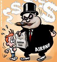Der US-Konzern Airbnb ist vielerorts in der Dauerkritik.