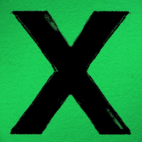 "Ed Sheeran's Album Cover ""X"""