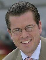 Karl-Theodor zu Guttenberg Bild: CDU/CSU-Fraktion