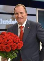 Stefan Löfven, September 2014