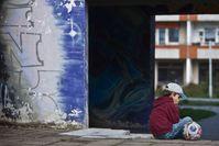 """Mehr als zwei Millionen Kinder in Deutschland leben in Armut.  Bild: """"obs/ZDF/Patrick Pleul"""""""