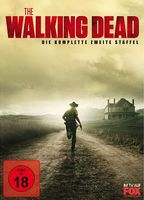 "Cover ""The Walking Dead - Die komplette zweite Staffel"""