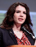 Stephenie Meyer bei der Comic-Con 2012