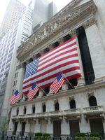 USA Flagge US-Börse (Symbolbild)