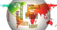 Globus Welt Sprachen