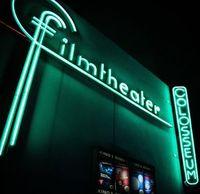 Filmtheater: Besucherzahlen rückläufig.