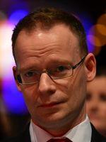 Matthias Höhn auf dem 4. Parteitag am 10. Mai 2014 in Berlin