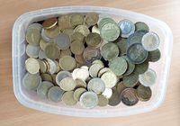 Münzgeld (Symbolbild: Kreispolizeibehörde Rhein-Kreis Neuss)