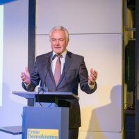 Wolfgang Kubicki Bild: FDP Sachsen-Anhalt, on Flickr CC BY-SA 2.0