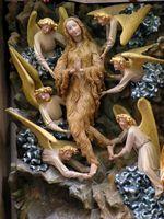"""Die Auferstehung der Apostelin Maria von Magdala (Thüringen): Laut neuester Forschungen jene, die Jesus taufte und Anhängerin der Urchristen """"Katarer"""" (Symbolbild)"""