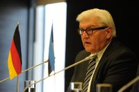 Frank-Walter Steinmeier Bild:  Estonian Foreign Ministry, on Flickr CC BY-SA 2.0