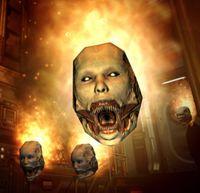 Doom 3: Horror-Shooter spielt mit Licht und Schatten. Bild: doom3.com