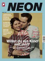 """Cover NEON Bild: """"obs/Gruner+Jahr, NEON"""""""