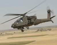"""Ein AH-64D """"Apache"""""""