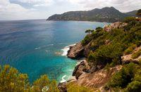 Küste von Mallorca