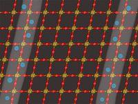 Ladungsflüsse: Forscher erklären Prinzip der Supraleitung. Bild: caltech.edu