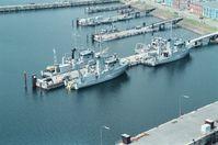Patrouillenboote (Symbolbild)