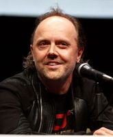 Lars Ulrich at the 2013 San Diego Comic Con International. Bild: Gage Skidmore - wikipedia.org