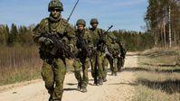 Litauische Soldaten