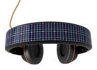 Solarzelle am Band: Der Spezial-Kopfhörer. Bild: onbeatheadphones.com