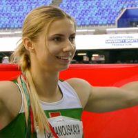 Kryszina Sjarhejeuna Zimanouskaja (2019)