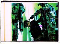 Polizeiterror, Besatzung, Faschismus (Symbolbild)