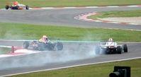 Formel 1: In Zukunft virtuell mittendrin statt nur dabei? Bild: pixelio.de, Ronald Jäger