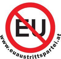 Logo der EU-Austrittspartei Österreich