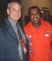 Keith Terceira und Steward (2007)