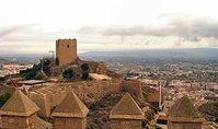 Burg von Lorca Bild: de.wikipedia.org