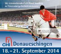 58. Internationales S.D. Fürst Joachim zu Fürstenberg-Gedächtnisturnier Donaueschingen