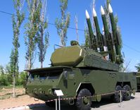 Buk Raketensystem