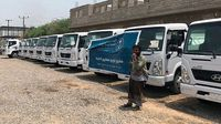 Saudi-Arabien liefert 40 Wassertanker an sieben jemenitische Regierungsstellen