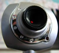 Webcam: Dank Quantum Phantom zur Film-Vision. Bild: FlickrCC/MShades