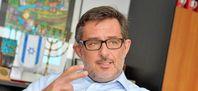 Stephan Joachim Kramer, Chef des Inlandsgeheimdienstes Abteilung Thüringen