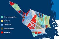 Erster Entwurf der neuen marinen Raumordnung - Bild: Kubikfoto