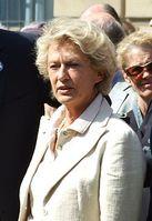 """Petra Roth (2009) während des """"Ersten Spatenstichs"""" zur Städelerweiterung Bild: Dontworry / de.wikipedia.org"""