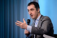 Cem Özdemir Bild: Heinrich-Böll-Stiftung, on Flickr CC BY-SA 2.0