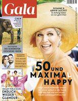 Cover_GALA Nr.18_EVT: 29.4.2021 /  Bild: Gruner+Jahr, Gala Fotograf: Gruner+Jahr, Gala