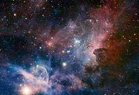 Das VLT enthüllt die Geheimnisse des Carinanebels Quelle: Bild: ESO/T. Preibisch (idw)