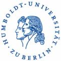 Logo der Humboldt Universität