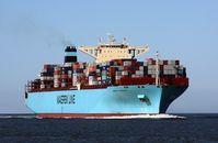 Transportschiff / Containerschiff / Handel