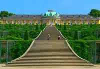 Park Sanssouci in Potsdam