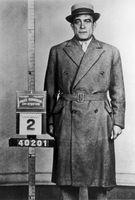 Vito Genovese (1897 - 1969) Bild: ZDF und Santi Visalli Inc.; Getty Images