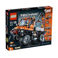 LEGO Technic 8110 - Unimog U400 Quelle: Lego A/S
