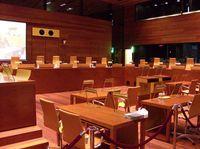 Sitzungssaal des EuGH Bild: Stefan64 / de.wikipedia.org