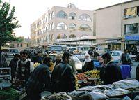 Ein Markt in Diyarbakır