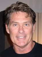 David Hasselhoff in Las Vegas 2007