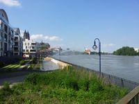 Rekord-Elbehochwasser in Magdeburg 2013
